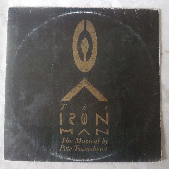 Lp Pete Townshend The Who 1989 The Iron Man, Com Encarte