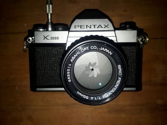 Pentax K1000 Com 50mm 1.4