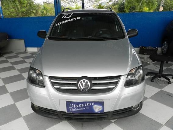 Volkswagen Spacefox 1.6 Mi Route 8v 2010