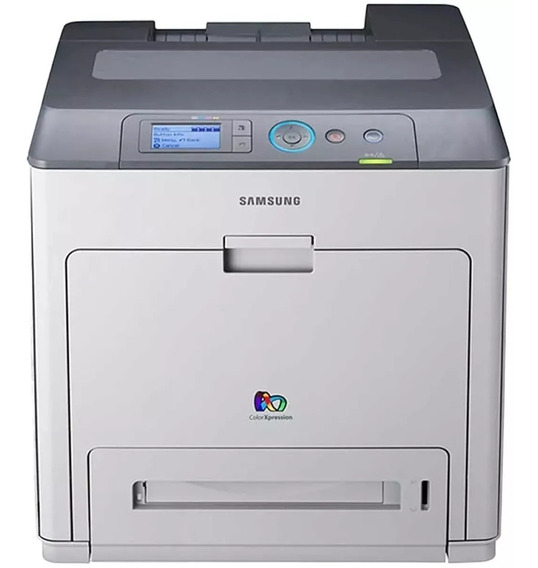 Impressora Laser Colorida Samsung Clp775nd
