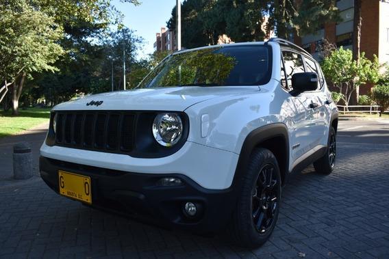 Jeep Renegade Night Eagle Automatica Plus 2020