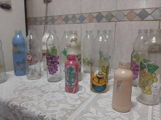 Botellas Decoradas Motivos Personalizados