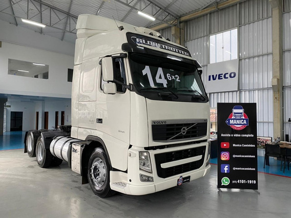 Volvo Fh 460 6x2 2014
