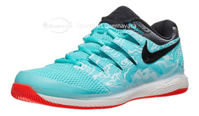 Tenis Nike Air Zoom Vapor X Turqueza/negro