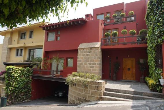Casa En Condominio Con Jardin