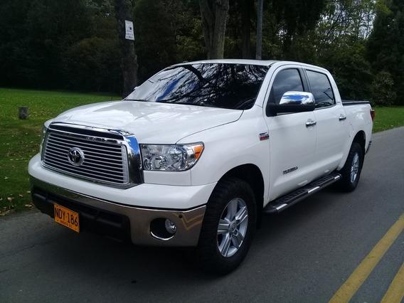 Toyota Tundra Platinum 5.7. Aut,blindaje 3 Techo.cuero Full