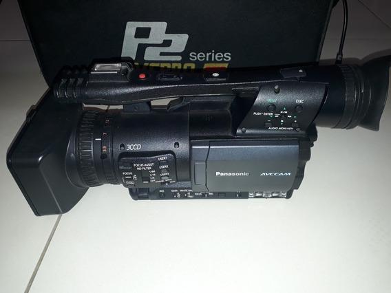 Filmadora Panasonic Hmc 150 - 3 Ccds - Semi-nova