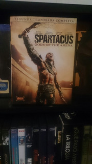 Spartacus Gods Of The Arena 2 Temp 3 Discos