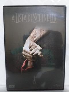 Dvd A Lista De Schindler Duplo Filme Original