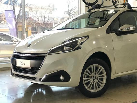 Peugeot 208 Allure 1.6 Okm 2020 Plan Adjudicado 100% Cuotas