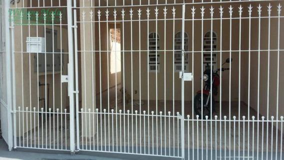 Casa Com 3 Dormitórios À Venda Por R$ 210.000 - Parque São Miguel - Guarulhos/sp - Ca0660