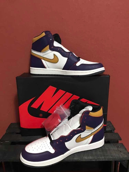 Sneakers Jordan 1 Retro High Sb Defiant La To Chicago 1.1 Ua