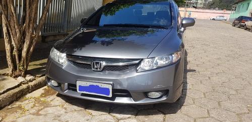 Honda Civic 2009 1.8 Lxs Flex Aut. 4p