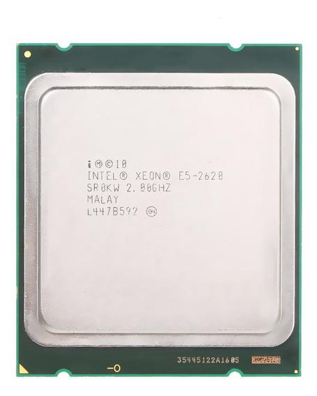 Cache Do Processador Intel® Xeon® E5-2620 15m 2,00 Ghz 7,20