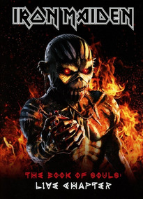 Iron Maiden: The Book Of Souls Live Chapter 2 Discos