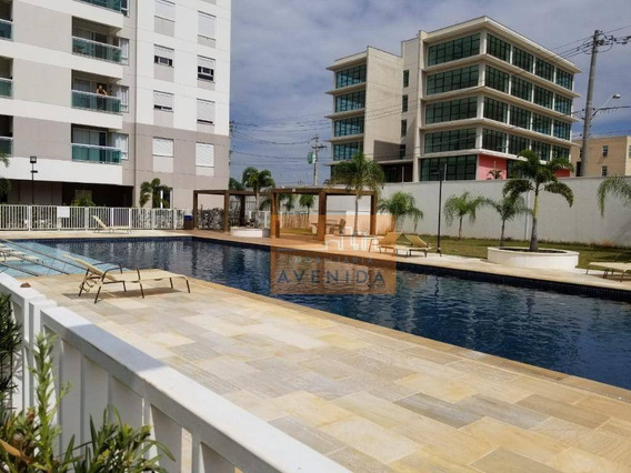 Apartamento Com 3 Suítes À Venda, Por R$ 800.000 - Rossi Ativa Villa Bella- Paulínia/sp - Ap0506