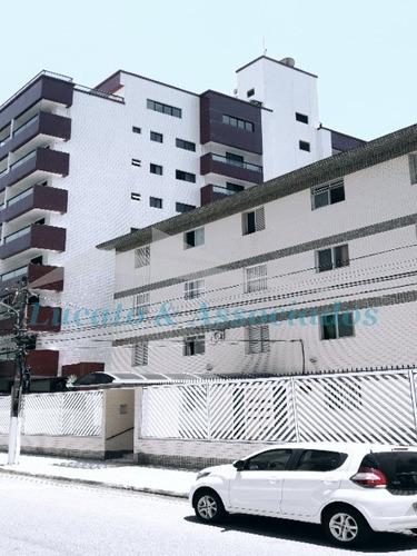 Apartamento Na Guilhermina, Mobiliado, 01 Dormitório Grande - Ap01545 - 33576409