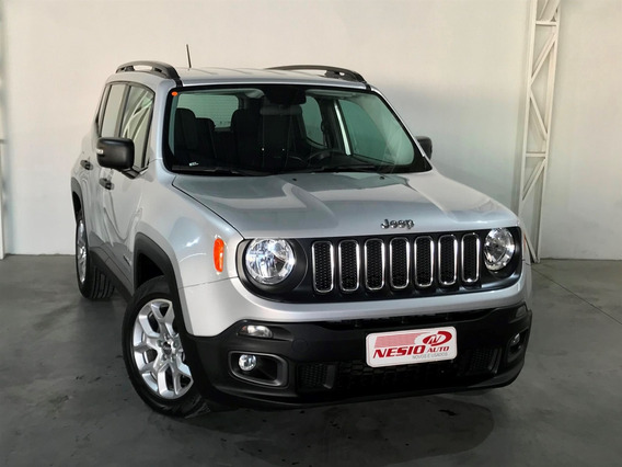 Jeep Renegade Sport 1.8 At 2018