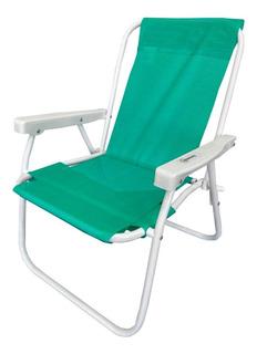 Reposera Infantil Descansar 40500 1 Posicion Caño 5/8 Silla