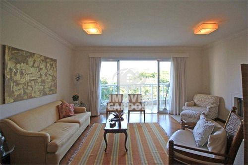 Imagem 1 de 25 de Apartamento Com 4 Dormitórios, 168 M² - Venda Por R$ 2.495.000 Ou Aluguel Por R$ 14.000/mês - Vila Madalena - São Paulo/sp - Ap18883