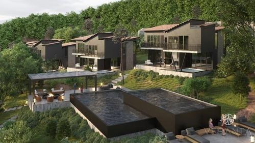 Residencia En Pre-venta En Avándaro, Valle De Bravo, México