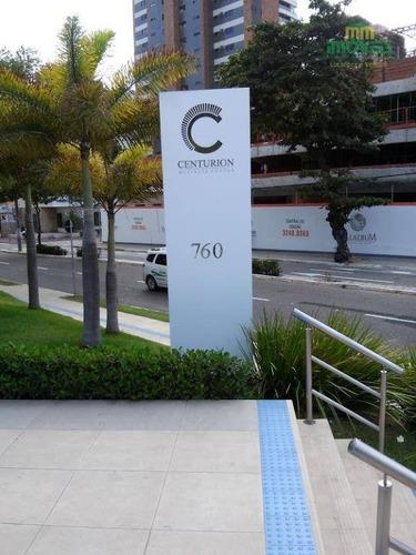 Imagem 1 de 4 de Andar Corporativo À Venda, 134 M² Por R$ 2.266.204 - Meireles - Fortaleza/ce - Ac0002