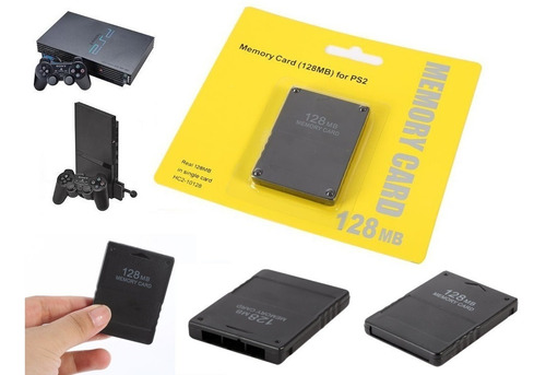 Memoria Play Station 2 Ps2 128mb Play Station Memory Card