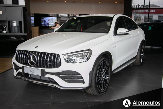 Mercedes Benz Amg Glc 43 Coupe 4matic