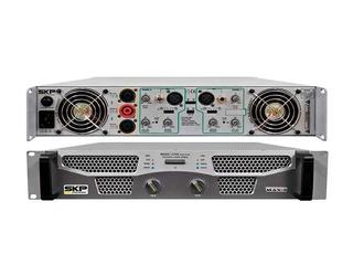 Skp 1220x Potencia 1200 Watt En 4 Ohm Con Crossover Incluido
