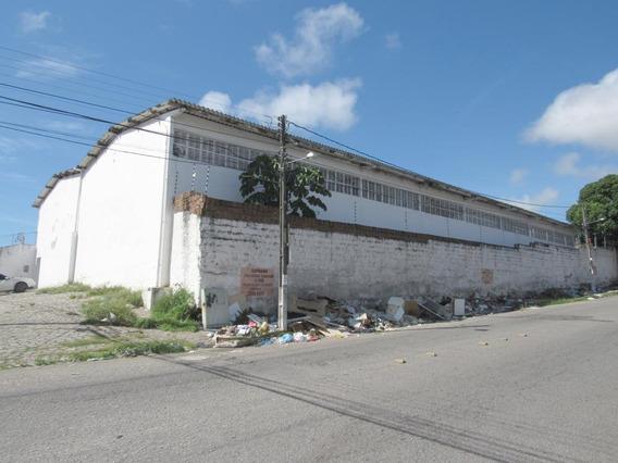 Galpão Para Alugar, 1100 M² Por R$ 9.000,00/mês - Dix-sept Rosado - Natal/rn - Ga0034