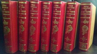 Obras Completas, Julio Verne, Edt. Valle De México, 1978