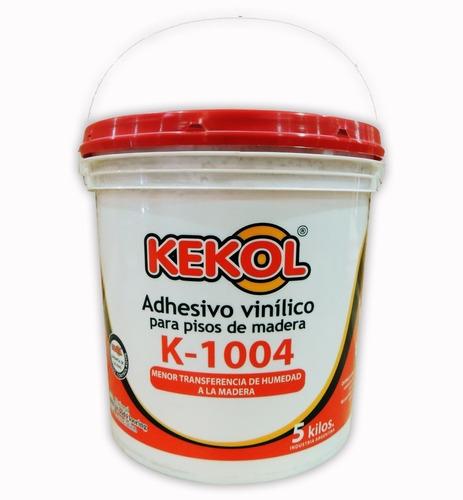 Imagen 1 de 1 de Adhesivo Vinilico Kekol K-1004 X 5 Kgrs