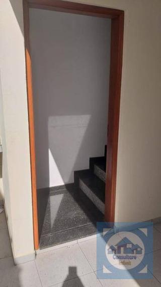 Casa Com 2 Dormitórios Para Alugar, 91 M² Por R$ 2.500,00/mês - Ponta Da Praia - Santos/sp - Ca1058