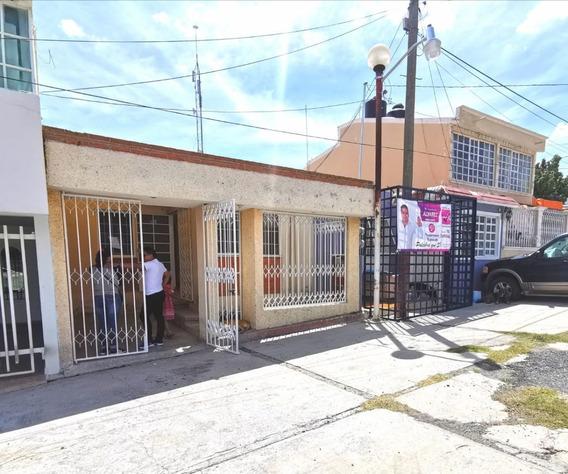 Casa En Venta En Sahagún Hidalgo, Fraccionamiento San Isidro