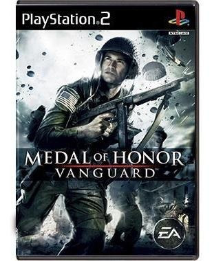 Medal Of Honor Vanguard Ps2 Mídia Física Pronta Entrega
