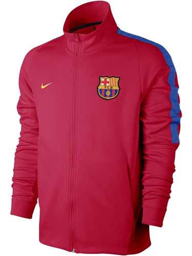 Chaqueta Nike Fc Barcelona Authentic 2017/18 - 100% Original