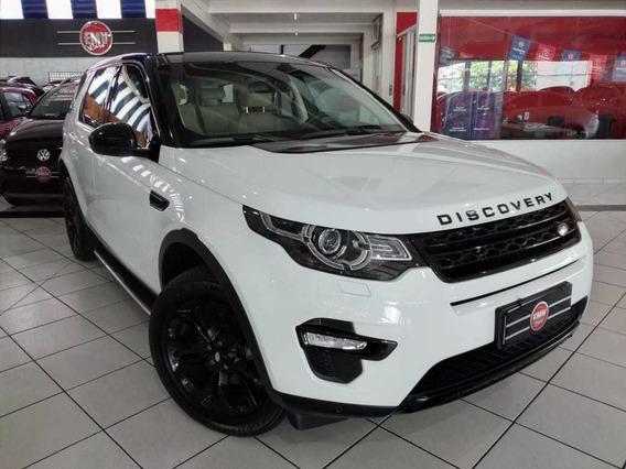 Land Rover Sport Luxury 2.0 7 Lugares Blindada