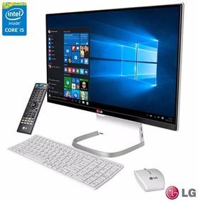 Computador All In One Lg I5 24 4gb Hd 1tb Tv Digital 24v550