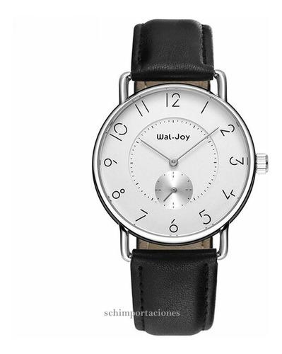 Nuevo Reloj Pulsera Cuarzo Wal - Joy - Elegant - Mod2