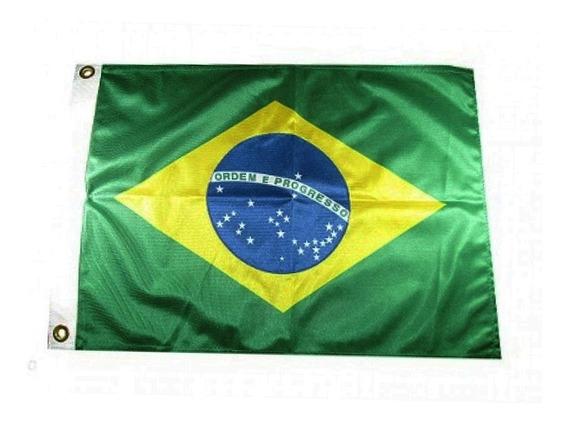 Bandeira Do Brasil 45x64cm