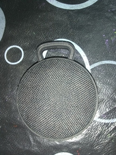Bafle Negro A Bluetooth