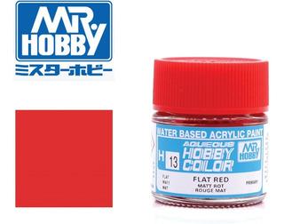 Tintas Mr. Hobby Aqueous Gunze Plastimodelismo Várias Cores