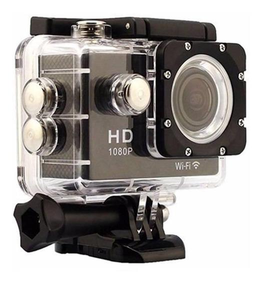 Câmera Esporte Ação Full Hd 1080p Sports Action Prova D