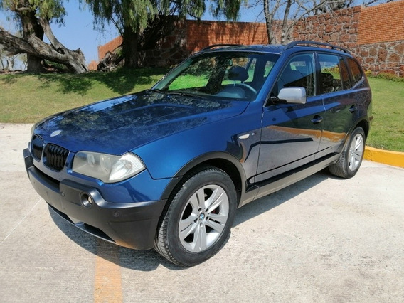 Bmw X3 2.5 Sia Top Line At 2005