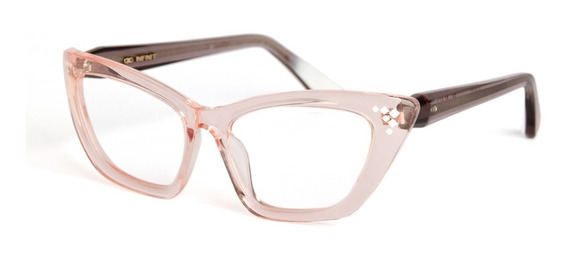 Armazón Lentes Infinit The Artist - Rose Dk Grey