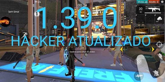 Hacker Free Fire Atualizado 1.39.0