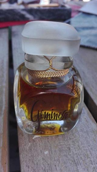 Único Perfume Geminesse Importado De Francia Coleccionable
