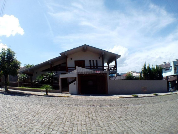 Casa Residencial À Venda, Centro, Sapiranga. - Ca2164