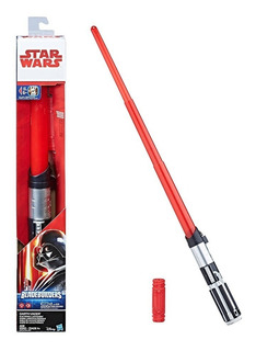 Star Wars Darth Vader Lightsaber Sable Laser Electronico