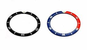 Bezel Decalque Seiko Diver Scuba 7002 6309 4205 Preto Pepsi
